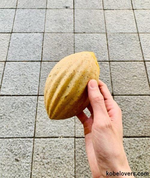 ピーチティーメロンパン