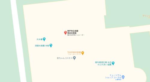 須磨水族館のアクセス&施設情報