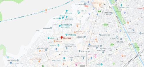 神戸トリックアート・不思議な領事館のアクセス情報