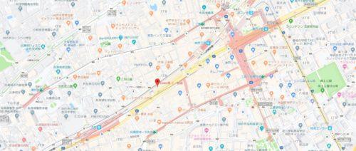 Colon茶 三ノ宮店のアクセス&店舗情報