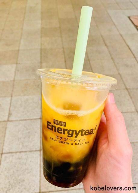 Energytea茶稲谷 三宮店(エナジーティー)