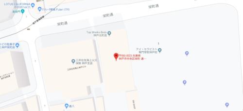 コナ タカラヅカ 神戸元町店のアクセス&店舗情報