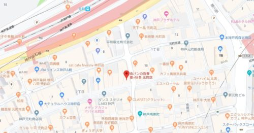 春夏秋冬の店舗&アクセス情報