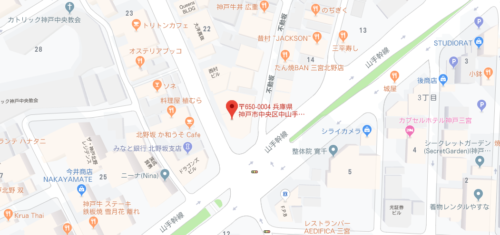 one who(ワンフー)のアクセス情報