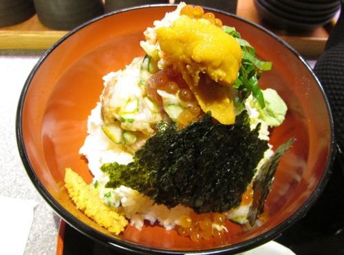 まかない海鮮丼(松)