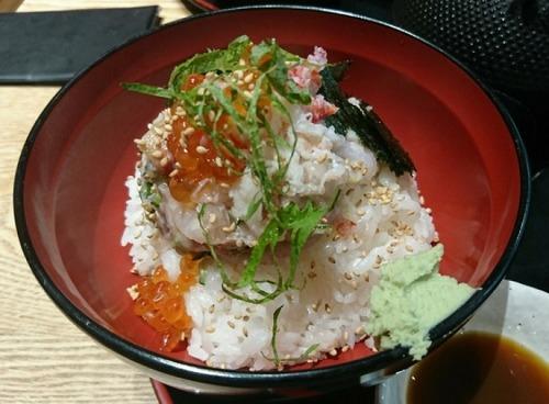 まかない海鮮丼(竹)
