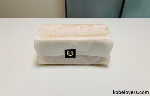 神戸気質の食パン