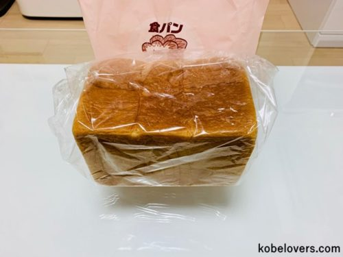 食パンNico 六甲道店の上質食パン