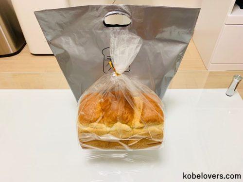 麦麦のこだわり食パン