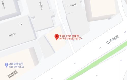 ぱんのき。の店舗&アクセス情報