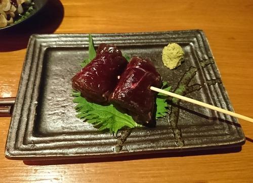 新鮮な海鮮串