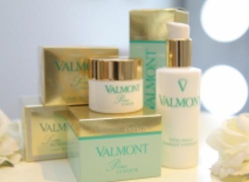 スイス発のヴァルモン最高級化粧品