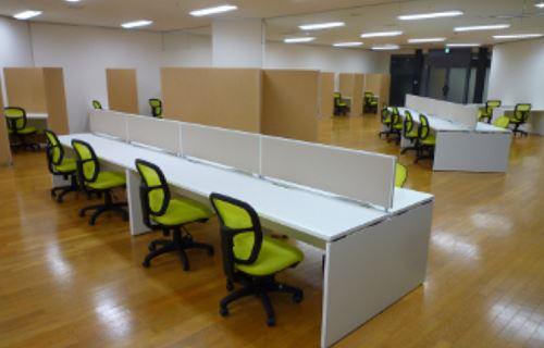 SOHOプラザ コワーキングスペース 神戸