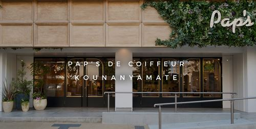 パプス ド コワフュール 甲南山手店(Pap's de coiffeur)