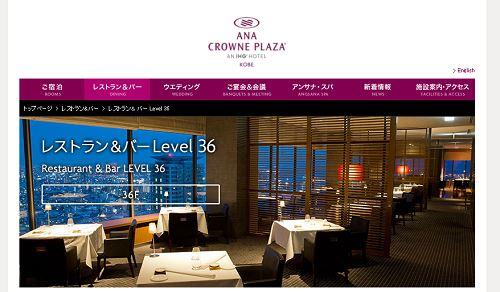 レストラン&バー Level 36