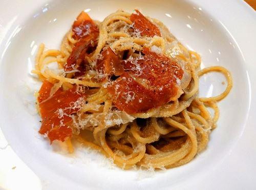 生スパゲッティ