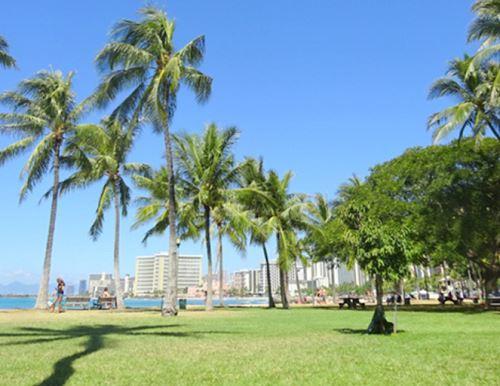 ハワイ公園