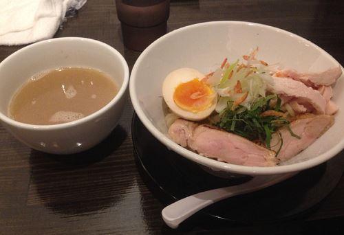 海老潮つけ麺