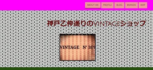 Vintage N'365