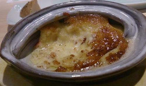 蟹の元味噌焼き