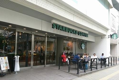 スターバックス コーヒー 神戸旧居留地店